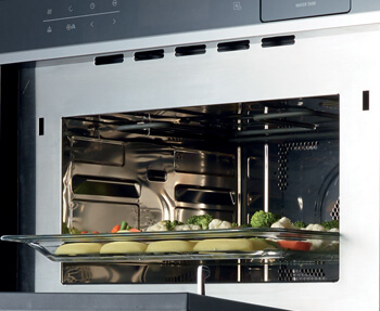 TIME SAVING Combi Microwave Oven