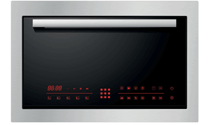 DIAMOND 28 - 39-Cm Microwave Oven With Grill