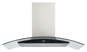 CURVE 90 - 90-Cm Wall Mounted Cooker Hood