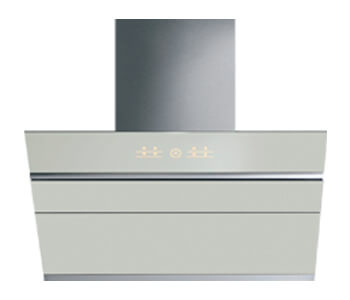 TERESA 90- WHITE - 90-Cm Filter Free Cooker Hood