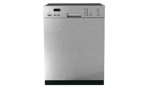 SERENE SI 02 - Semi-Integrated Dishwasher