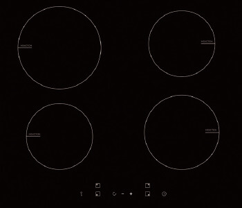 ELENA 60 - 60-Cm Induction Hob