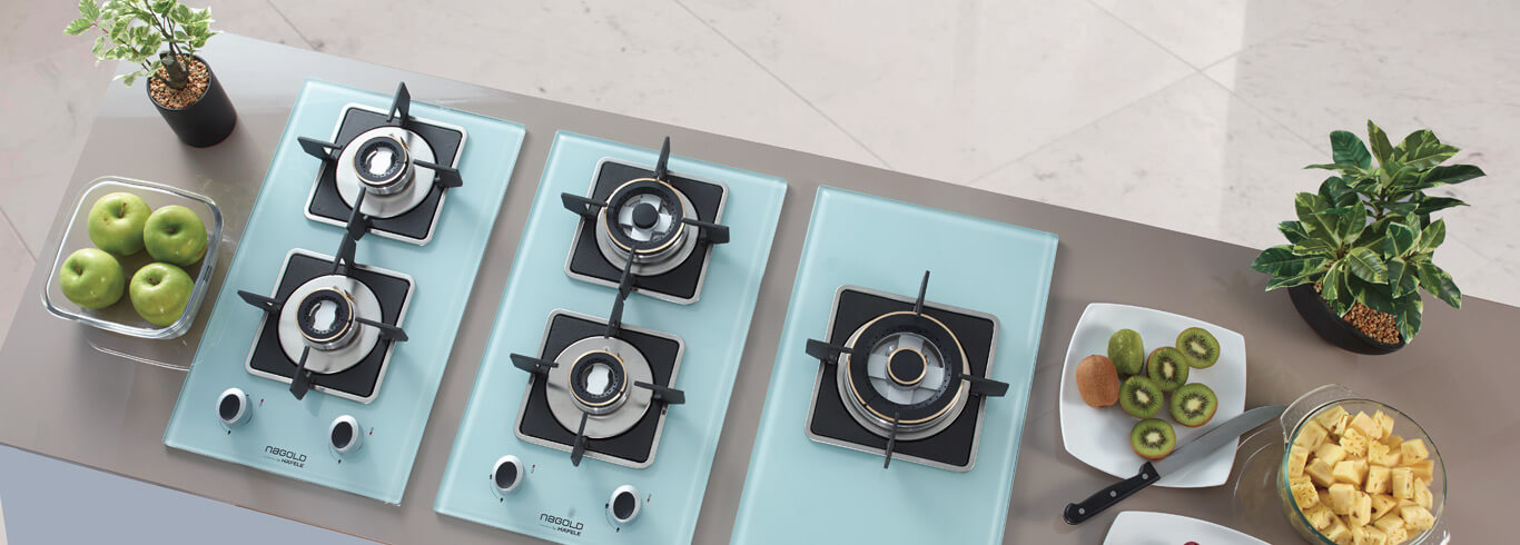 http://premium.hafeleappliances.comIVA 80-3 Gas Hobs Features