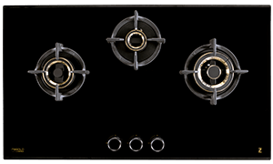 ZETA 390 - Built In Gas Hobs
