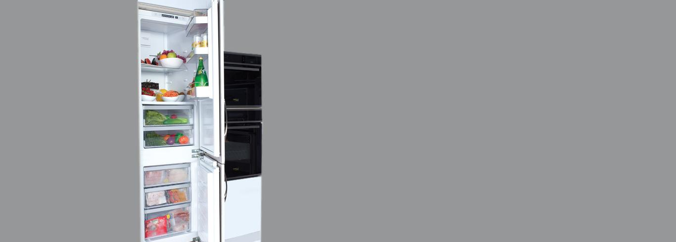 https://hafeleappliances.comJR300NF Built in Refrigerator Features