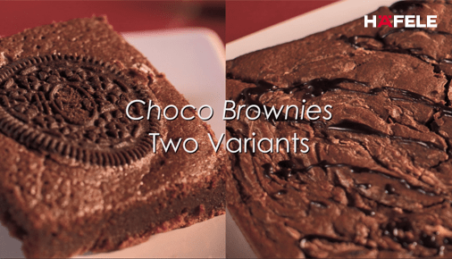 Hafele Choco Brownie Two Variants