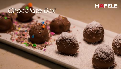 Hafele Chocolate Ball