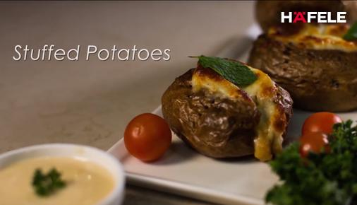 Hafele STUFFED POTATOES