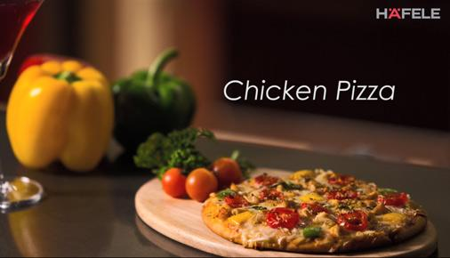 Hafele chicken Pizza